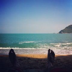 Photo taken at Santhiya Resort And Spa Koh Phangan by Ron G. on 12/27/2012