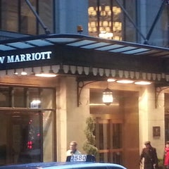 Photo taken at JW Marriott by Brandon H. on 11/19/2012