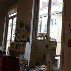 Photo taken at WIZ Interactive by Joana V. on 12/19/2012