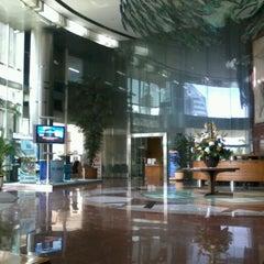 Photo taken at Askrindo Tower by Eko J. on 10/1/2012