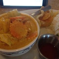 Photo taken at Thai Rama by Melissa on 5/28/2014