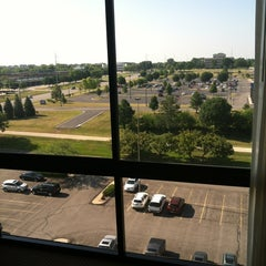 Photo taken at Sheraton West Des Moines Hotel by Alan W. on 7/14/2013