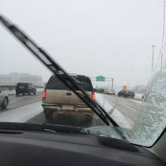 Photo taken at I-494 by Diane W. on 1/24/2014