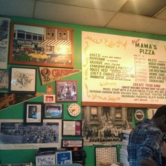 Photo taken at Hot Mama's Pizza by Katy H. on 6/4/2013