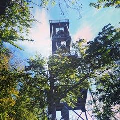 Photo taken at Gempenturm by Kristof K. on 9/28/2014