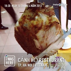 Photo taken at Cảnh Hồ Restaurant by 5 B. on 4/12/2013