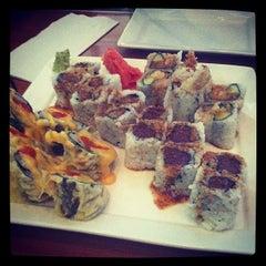 Photo taken at Kenji Hibachi & Sushi Bar by Iam M. on 10/9/2012