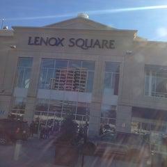 Photo taken at Lenox Square by Shea J. on 12/21/2012
