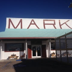Photo taken at Desert Star Ranch Market by Candy on 12/28/2013
