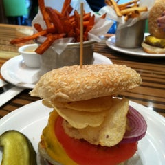 Photo taken at Bobby's Burger Palace by Jaimee F. on 12/6/2012