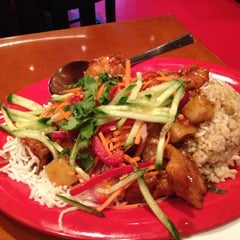 Photo taken at Pei Wei by Janis C. on 10/3/2012