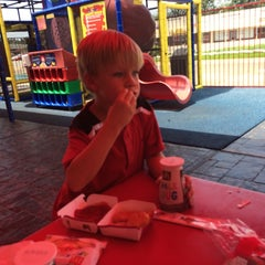 Photo taken at McDonald's by Andy M. on 8/3/2014