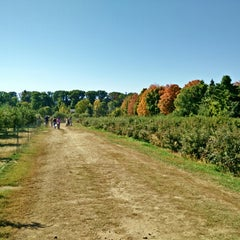 Photo taken at Connors Farm by Matt J. on 9/27/2014