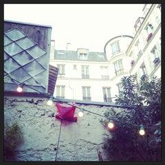 Photo taken at Bistrot des Dames by Marta C. on 6/8/2013