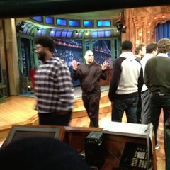 Photo taken at Late Night with Jimmy Fallon by California Girl (CG) on 2/25/2013