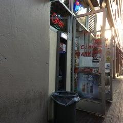Photo taken at Cine Market & Cafe by Randy O. on 3/13/2013