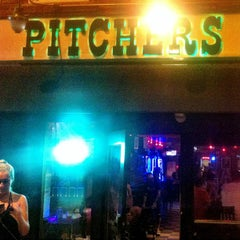 Photo taken at Pitcher's Pub by George F. on 7/3/2013