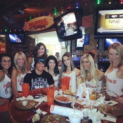 Photo taken at Hooters by Bryan M. on 7/28/2013