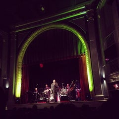 Photo taken at Old Town Theater by Borzou A. on 2/2/2014