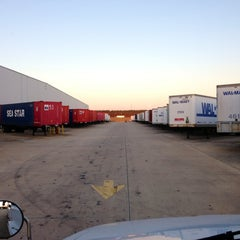 Photo taken at Walmart Distribution by Roosevelt D. on 3/26/2013