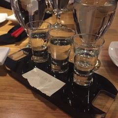 Photo taken at Cafe Sushi by Eugene P. on 2/6/2015