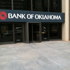 Photo taken at Bank Of Oklahoma Tower by Bill P. on 10/15/2013