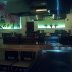Photo taken at Kenji Hibachi & Sushi Bar by Josiah I. on 12/7/2012
