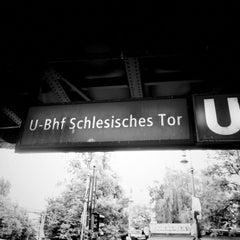 Photo taken at U Schlesisches Tor by rokr on 9/11/2013
