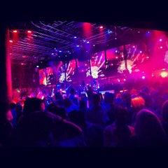 Photo taken at HAZE Nightclub by Stephan A. on 11/30/2012