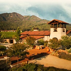 Photo taken at St. Francis Winery & Vineyards by Sonoma County on 4/24/2013