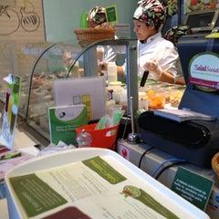 Photo taken at Salad Creations by Matheus C. on 9/29/2012