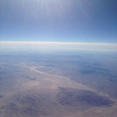 Photo taken at 35000 feet over Texas by Todd P. on 11/14/2012