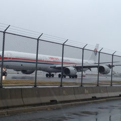Photo taken at AMB Cargo Center #77 by David A. on 10/2/2012
