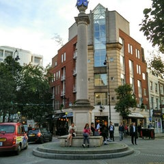 Photo taken at Seven Dials by Leonid I. on 9/29/2015