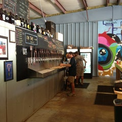 Photo taken at Holy City Brewing by Mark H. on 7/23/2013