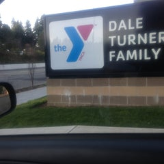Photo taken at Dale Turner Family YMCA by JIM S. on 3/10/2013
