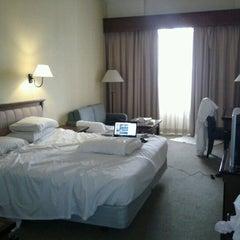 Photo taken at Dynasty Hotel by Ayu Y. on 4/2/2013