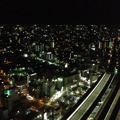 Photo taken at オークラ アクトシティホテル浜松 (Okura Act City Hotel Hamamatsu) by 井内 悦. on 11/19/2012