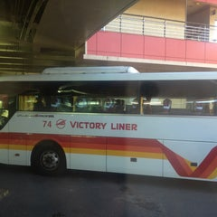 Photo taken at Victory Liner (Baguio Terminal) by Francis C. on 1/4/2013
