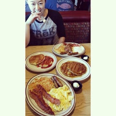 Photo taken at Pancakes R Us by Brad C. on 6/7/2015