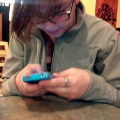 Photo taken at College Coffeehouse by Dustin D. on 11/2/2012
