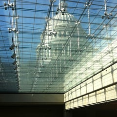 Photo taken at United States Capitol Visitors Center by Chris S. on 12/6/2012