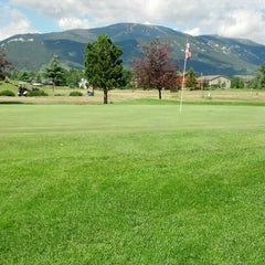Photo taken at Red Lodge Mountain Golf Course by Josh S. on 7/6/2013