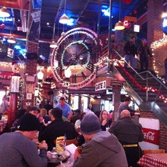 Photo taken at Portillo's by Aiwee L. on 12/21/2012