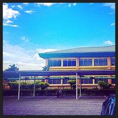 Photo taken at Penjara Sungai Buloh by Muhi C. on 11/19/2014
