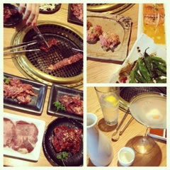 Photo taken at Gyu-Kaku Japanese BBQ by Patricia S. on 5/24/2013