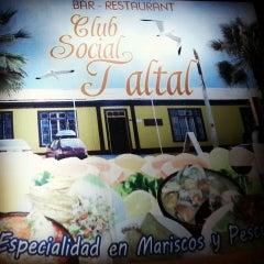 Photo taken at Club Social Taltal by Matias R. on 2/15/2014