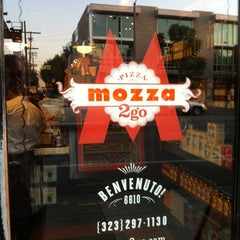 Photo taken at Pizzeria Mozza by Mark H. on 2/18/2013