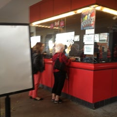 Photo taken at Pittsford Plaza Cinema 9 by Rob M. on 10/21/2012