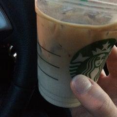Photo taken at Starbucks by Jackie on 1/2/2015